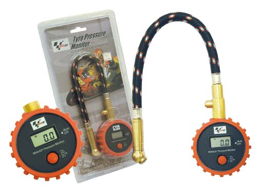 Official Moto GP - Tyre Pressure Monitor