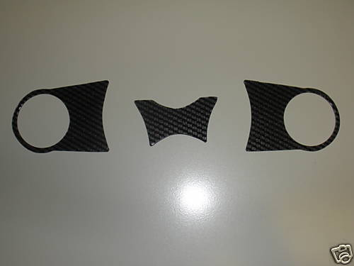 Quality Carbon Look Yoke Cover Suzuki GSF600 Bandit 00>